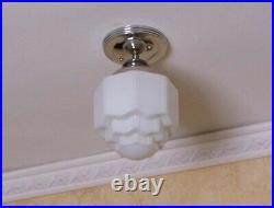 306 VINTAGE antique Ceiling Light Lamp KITCHEN BATH PORCH WEDDING CAKE