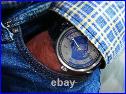 4153 Luxury Men's Gift Art Deco Watch Antique Chronometer Le Coultre Movement