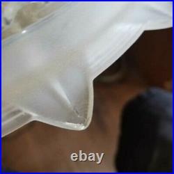 549 Vintage Antique Ceiling Light Glass Lamp Fixture Chandelier SUNFLOWER