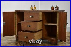 Kommode Art Deco Sideboard Antik Schrank Alt Lowboard Vintage Buffet 1920er