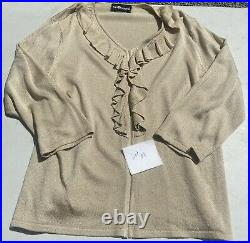 Lot Of 10 Womens Vintage Clothing 60s-90s. (Lot 1 Of 20)