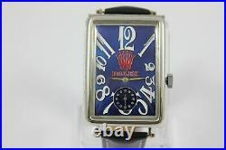 Rare Watch Vintage 1925 ROLEX TANK GENTS Art Deco WATCH MOVEMENT SERVICED