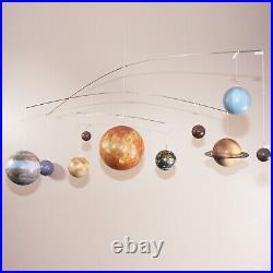 Solar System Planet Mobile Ceiling Decor