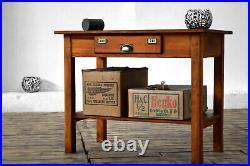 Tisch Sideboard Bauhaus Antik Holz Vintage Alt Loft Art Deco Küche Wohnzimmer