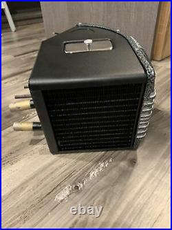 Vintage Accessory Deluxe HaDees Car Truck Under Dash Heater SCTA Hot Rod Ford