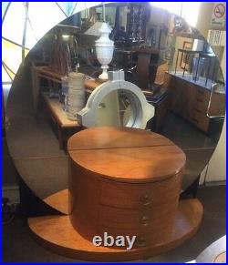 Vintage Art Deco Vanity Dressing Table Dresser