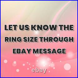 Vintage Engagement Ring Art Deco 3 Ct Round Diamond 14K White Gold Over Size J-T