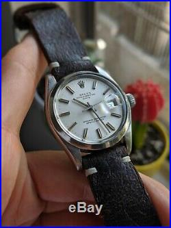 Vintage Rolex Oyster Perpetual Date 34mm Ref. 1500